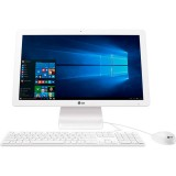 All-In-One LG Intel QuadCore + 4Gb + HD de 500Gb + 21,5Pol